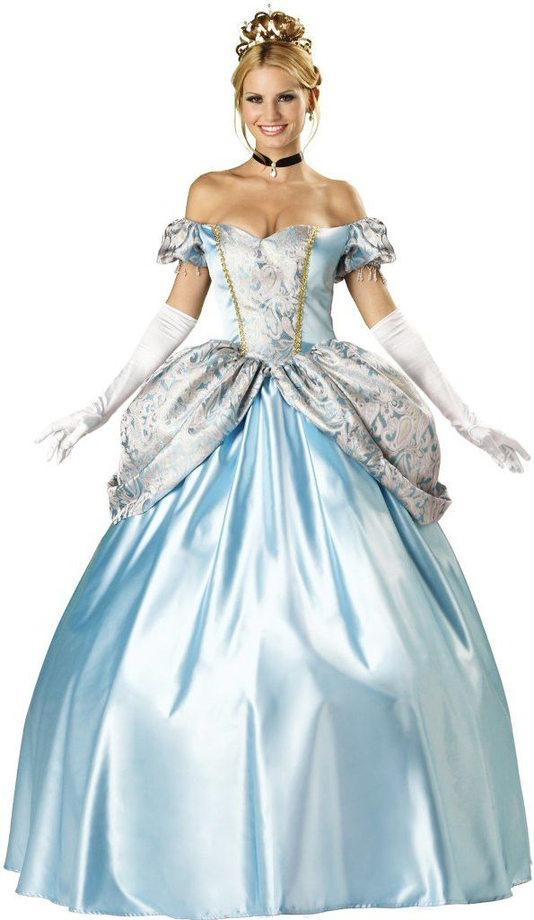 enchanting princess elite collection adult costume | (small)