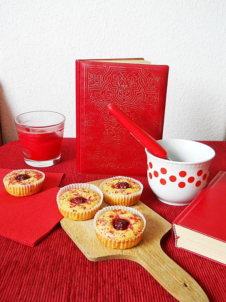 Svéd citromtorta muffinformában | Konyhalál