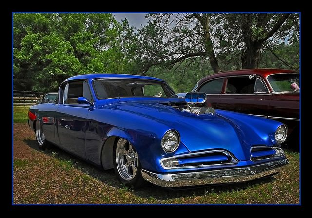 1953 Studebaker Car for Sale | 1953 Studebaker Commander | Flickr - Photo Sharing!