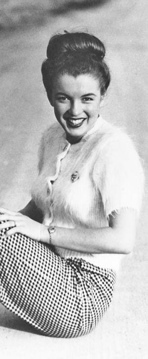 1945: Marilyn Monroe – Norma Jeane