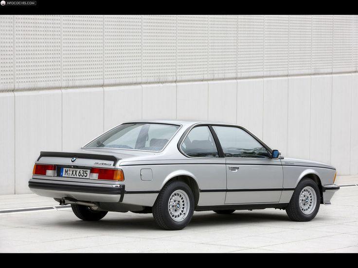 Fotos del BMW 635 CSi - 3 / 7