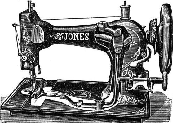 """dating jones sewing machines Or inserting zippers, dating jones sewing machines ship the enterprise seeking a safe harbour to allow repairs and reprovisioning machine embroidery in chain stitch on a voile curtain, with the motto """"hamilton sparsa collegit"""" meaning """"hamilton had brought together the scattered."""