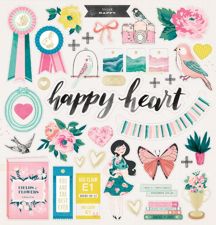 Hi there! Today is one of my favorite days of the year because I get to reveal my newest collection for Crate Paper! As always I'm super excited to finally be able to show you my new products…