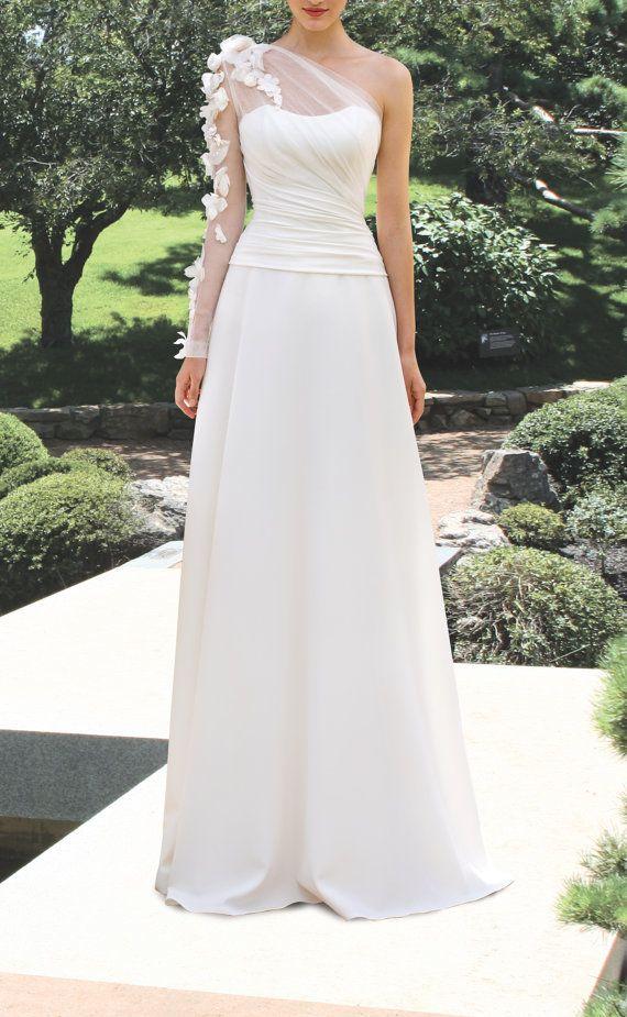 Robe de mariée robe de Designer mariage robe par MariStyleCouture
