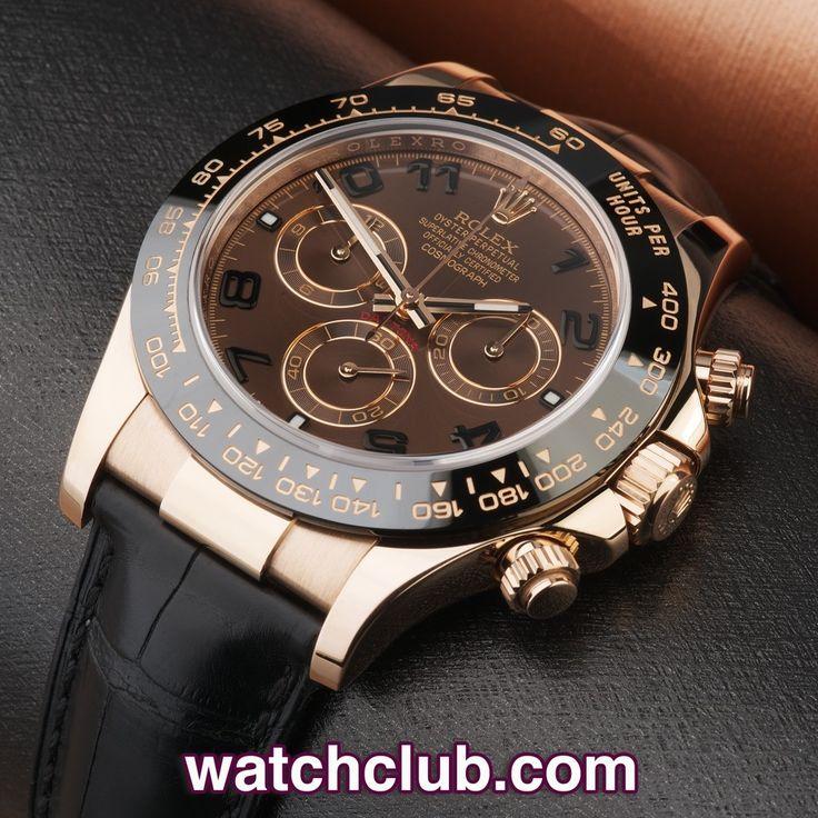Rolex Daytona Ceramic White Gold