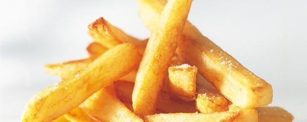 La frite belge révélée !