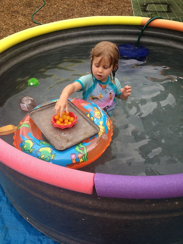 The Treehouser: The Solar Stock Tank Swimming Pool, Part 4