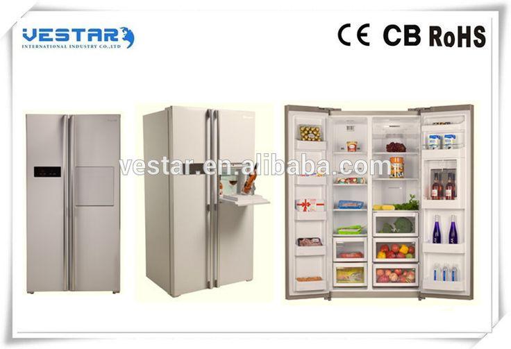 2015 vestar best refrigerator brands side by side refrigerator