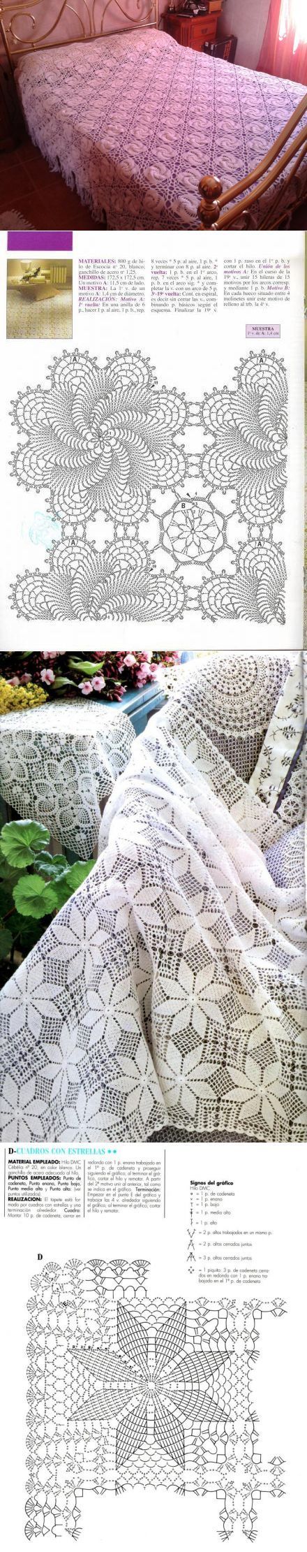 52 best crochet images on Pinterest | Doilies crochet, Crochet ...