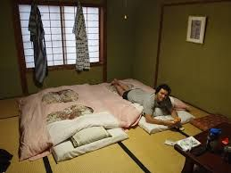 Image result for japanese sleeping mat