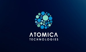 Take a look at this awesome logo 'Atomica' by Anonymous