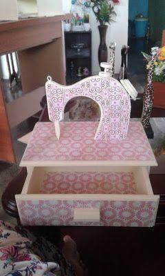 """♥ : """"sewing box"""""""
