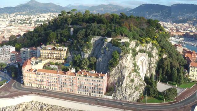 Colline du Château, Nice, France
