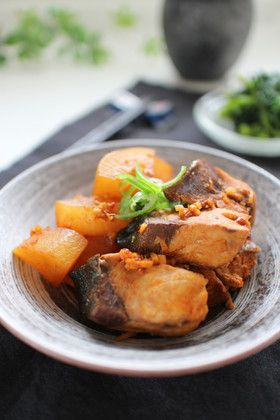韓国風ぶり大根の煮物 by まろんかふぇ [クックパッド] 簡単おいしい ...