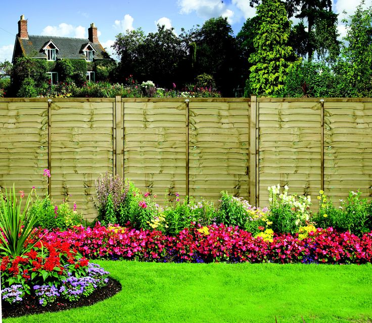 105 Best Images About Fences On Pinterest | Fence Design, Wood