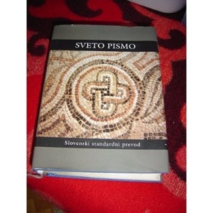 Slovakian Study Bible / Slovenski Standardni Prevod
