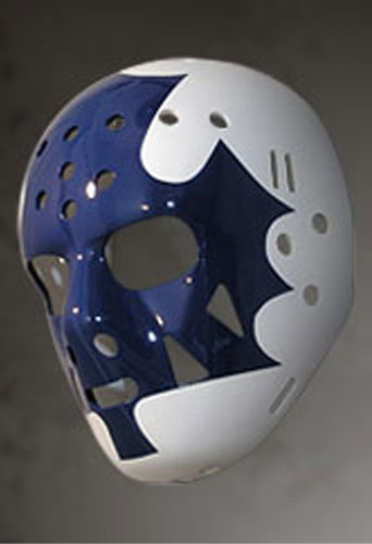 Doug Favell's Goalie Mask (Played for the Leafs 1973-76 -- I remember it well.)