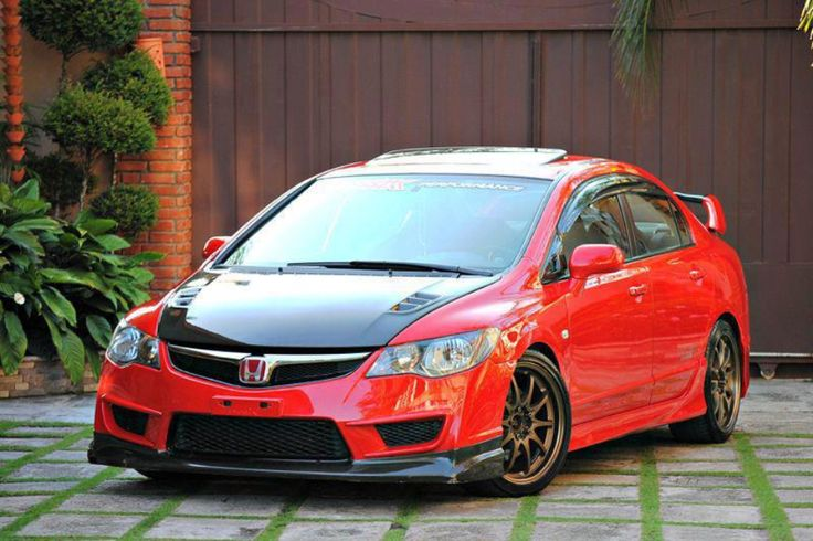 Honda Civic 2008 Jdm I Like Http Extreme Modified Com