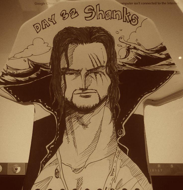 day 32 shanks