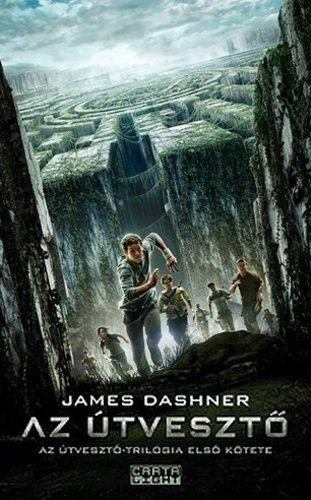 James Dashner: Az Útvesztő  http://polimatilda.eu/james-dashner-az-utveszto/