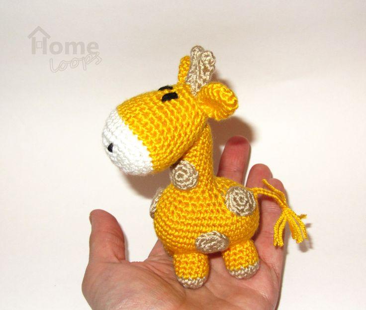 Жирафенок Анюта