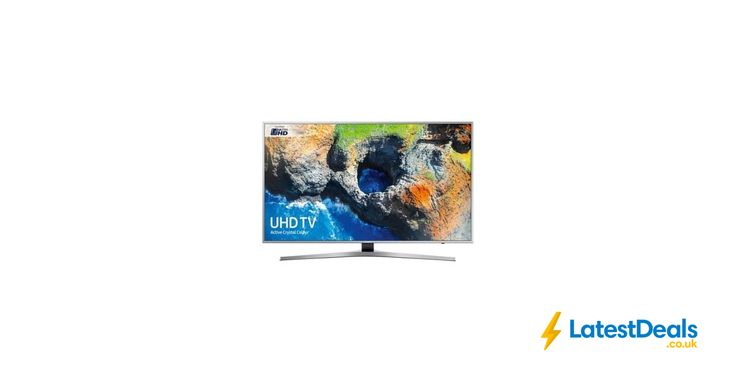 Samsung 49 inch, 4K Ultra HD Certified Pro HDR, Freesat HD, LED TV, £699.99 at Very.co.uk