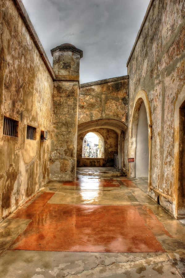 ☀ San Cristobal Fort ☀ ~ Old San Juan, Puerto Rico