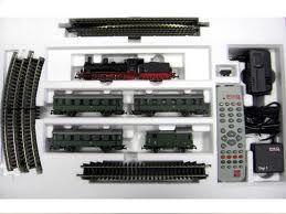 Piko 57125 - DIGITALE START SET PASSEGGERI treno a vapore loco G7.1  a 278,30 EUR