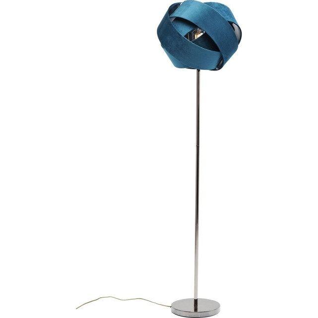 Lampadaire Knot Bleu Petrole Lamp Lampadaire Bleu Petrole