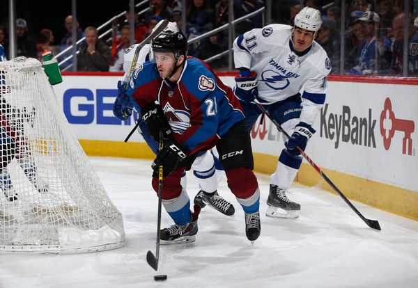 NHL Hockey Vegas Odds: Colorado Avalanche at Tampa Bay Lightning, Sports Betting Online, Oct 29th 2015