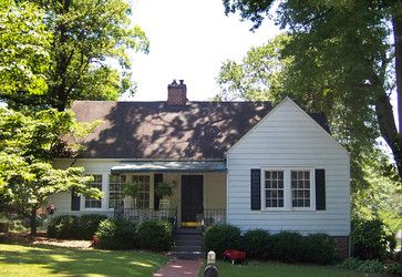 Renovation of 1940s American Small House in Decatur, GA ...
