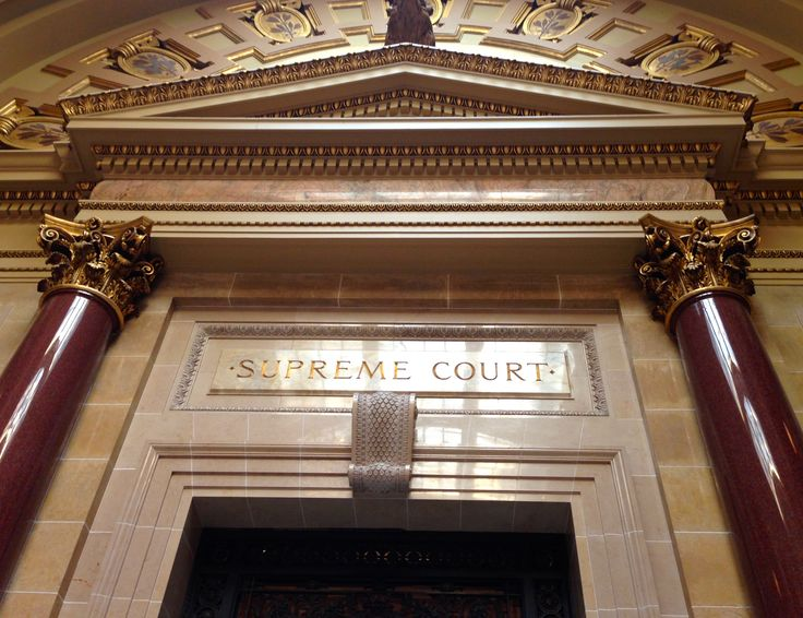 The Wisconsin Supreme Court is the state's highest appellate court.  The seven justices on the Court are elected to 10-year terms.  Learn more about the current justices at https://www.wicourts.gov/courts/supreme/justices/index.htm.