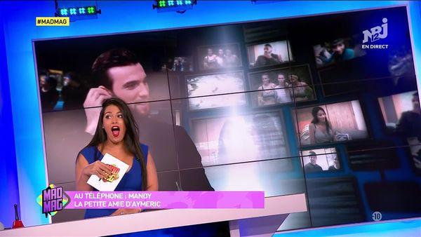 Le Zapping clash de la semaine : rupture proche entre Coralie et Raphaël Aymeric se fait larguer en direct [Vidéo]