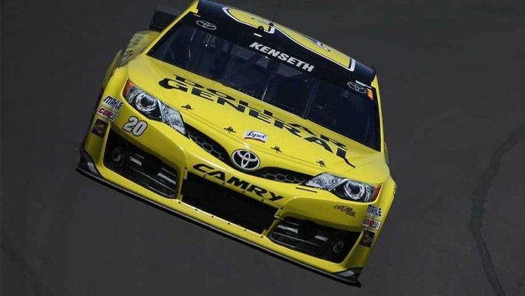 Sprint Cup qualifying order for Michigan