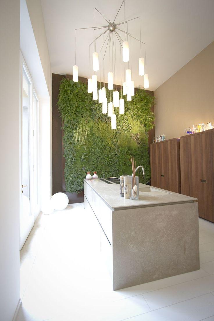 Indoor Vertical #garden - @sundaritaliasrl