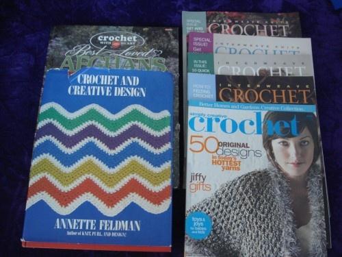 Magazine De Crochet : ... de Crochet Pinterest Book And Magazine, Crochet Books and Crochet