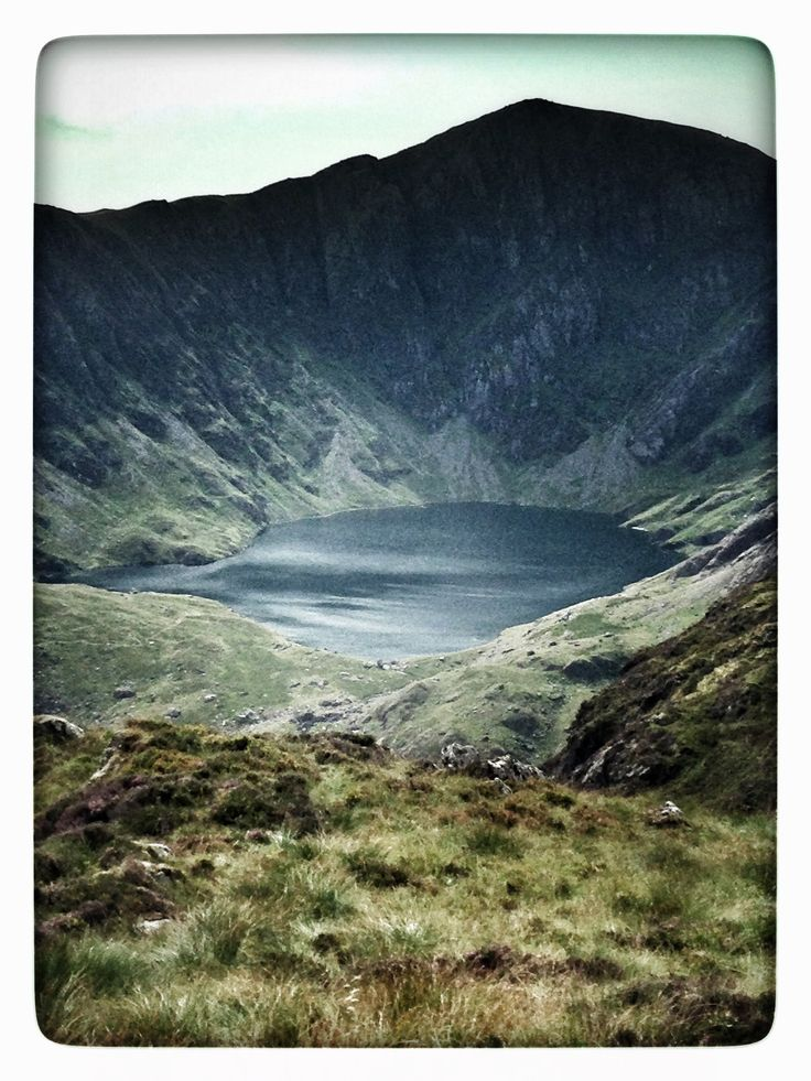Cadair Idris has some lovely views and is not far from Farchynys Hall - a manor house in where to stay on your Snowdonia holiday. More info: http://farchynyshall.co.uk/