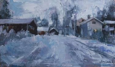 Finnish winter