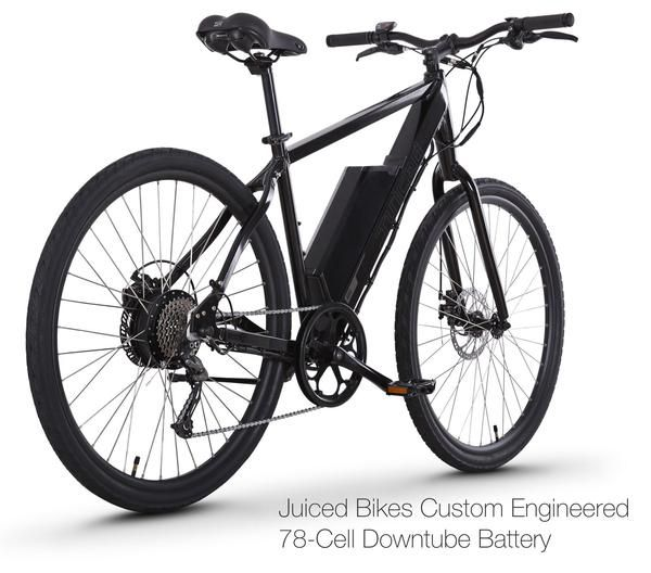 Cross Current Air Rear Right Electric Bike