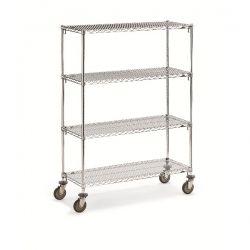 Wire Carts & Trucks for storage
