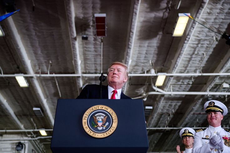How Trump Got It Wrong in Saying The Times Foiled Killing of ISIS Leader