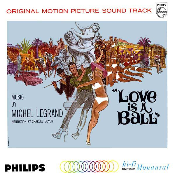 Michel Legrand - Love Is A Ball: buy LP at Discogs