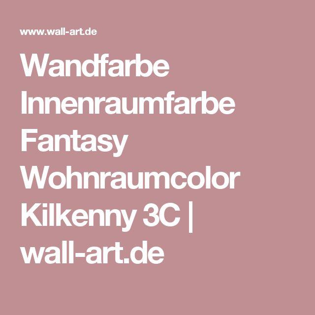 Wandfarbe Innenraumfarbe Fantasy Wohnraumcolor Kilkenny 3C | wall-art.de