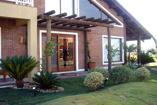 7 tipos de casas com pergolados madeira e ems for Tipos de casas para construir