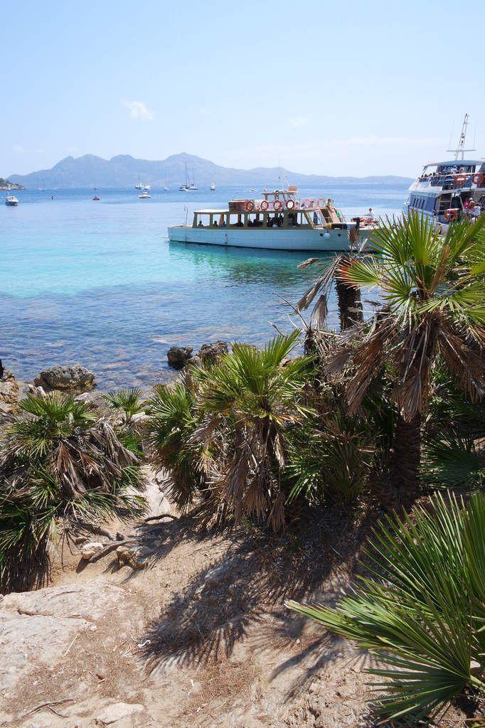 Cala Formentor. Island of Mallorca. Spain