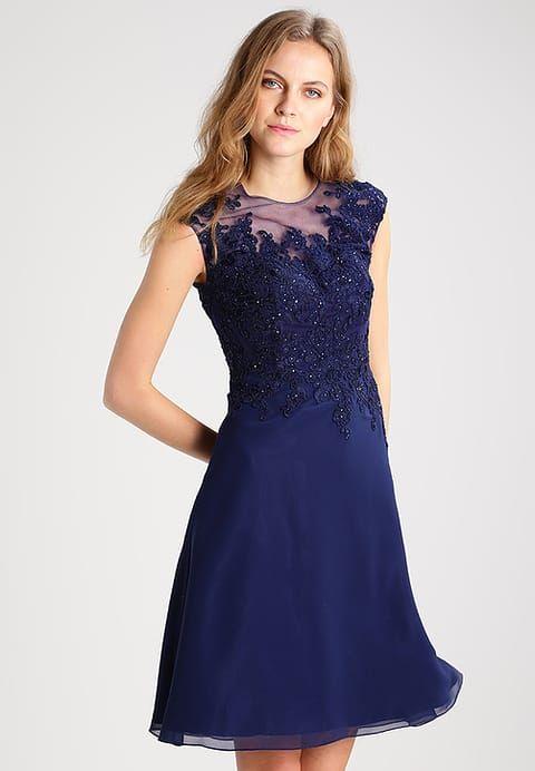 Luxuar Fashion Sukienka koktajlowa - mitternachtsblau za 1129 zł (28.01.17) zamów bezpłatnie na Zalando.pl.