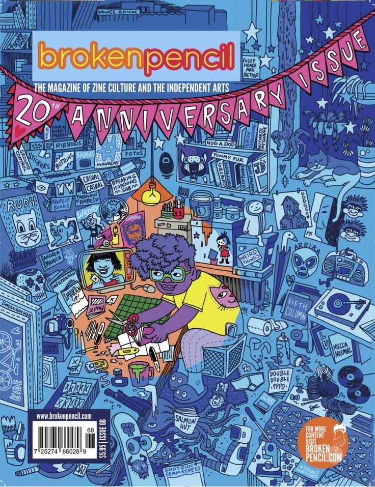 Broken Pencil Magazine » Submissions
