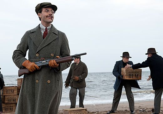 Boardwalk Empire - I miss it.