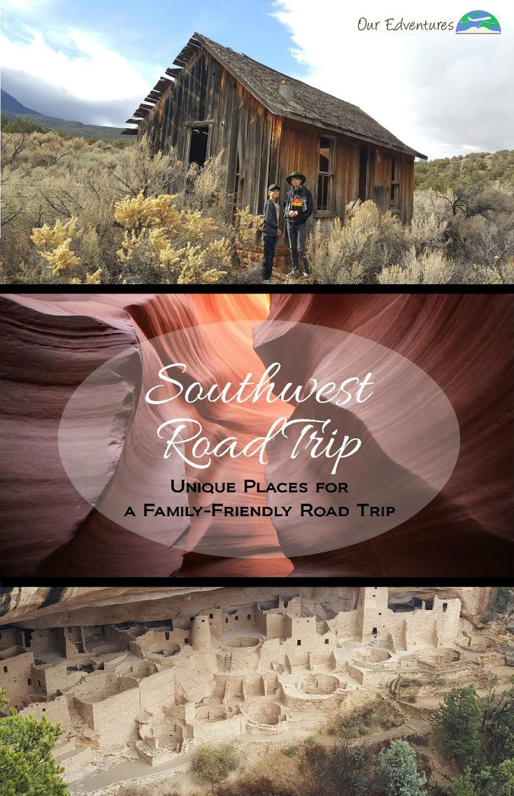 Here are some unique places to visit in the American Southwest that are family-friendly and will leave you wanting more.