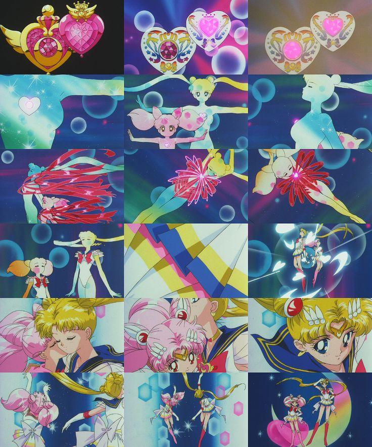 Preview Dvd Mooncrisissmssm Jpg 900 1 080 Pixels Sailor Mini Moon Sailor Moon Wands Sailor Moon Aesthetic